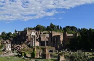 foro romano foto di bacco (2)