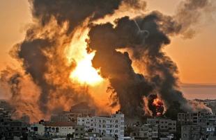 gaza attacco israeliano