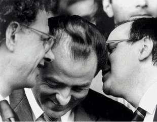 GHERARDO COLOMBO - ANTONIO DI PIETRO - PIERCAMILLO DAVIGO