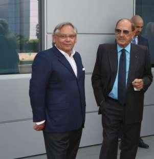 Giampaolo e Antonio Angelucci