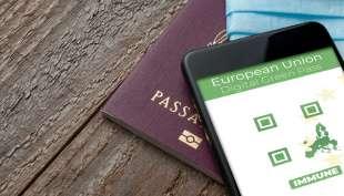 green pass per viaggiare