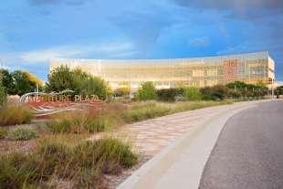 Il centro Netflix ad Albuquerque