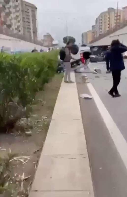 incidente a palermo 1