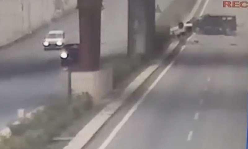 incidente a palermo 9