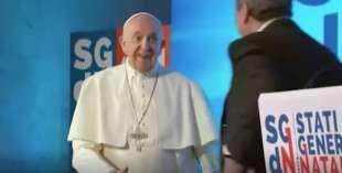 incontro fra draghi e il papa 7