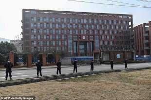 Istituto di virologia di Wuhan
