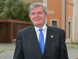 l ambasciatore della slovenia tomaz kunstelj foto di bacco