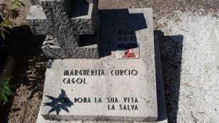 la tomba di mara cagol