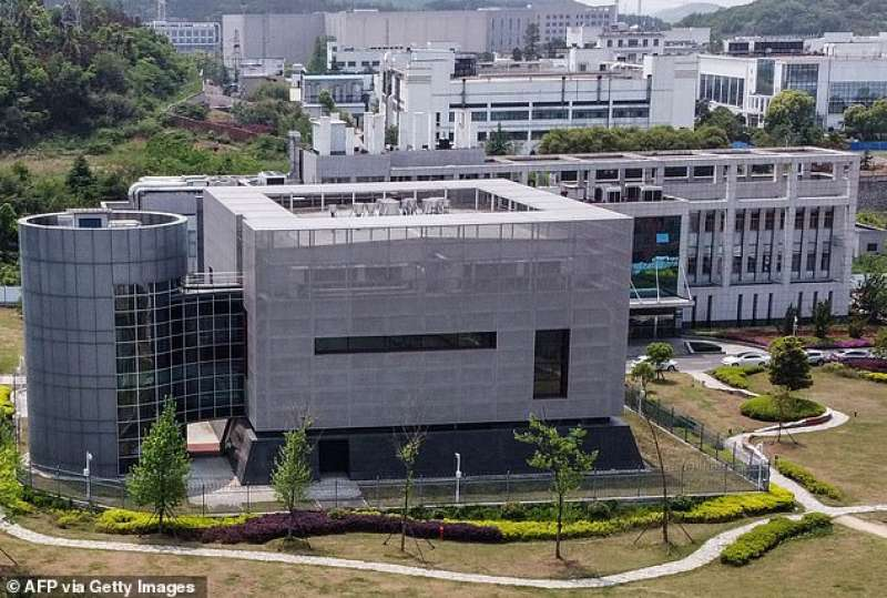 Laboratorio di Wuhan 2