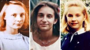 le foto delle vittime