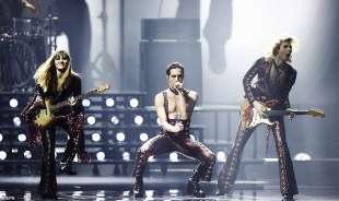 maneskin all eurovision
