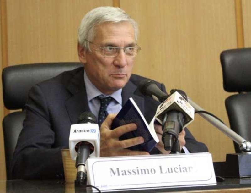 MASSIMO LUCIANI 1