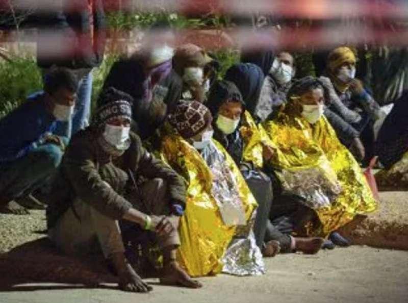 migranti lampedusa 11