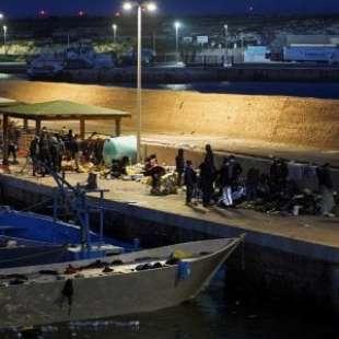 migranti lampedusa 3