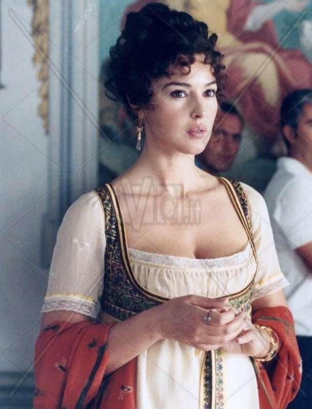 monica bellucci n io e napoleone