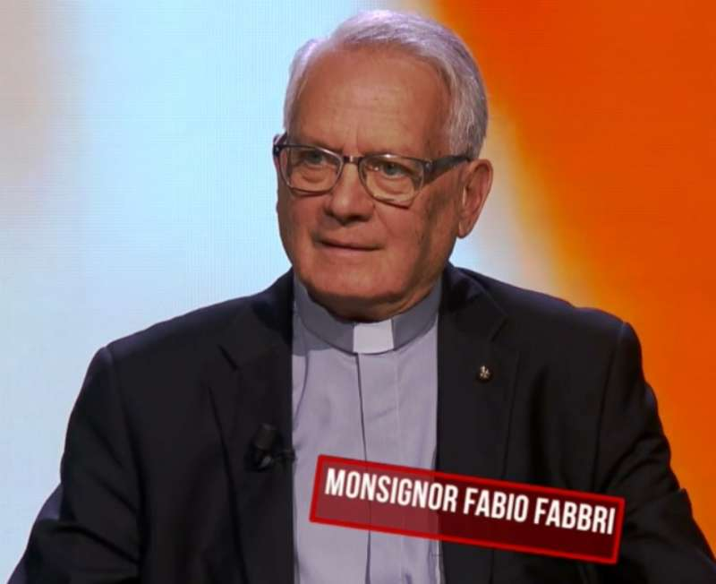 monsignor fabio fabbri