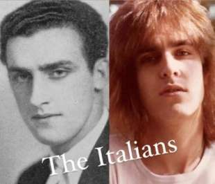 nikki sixx e il nonno siciliano