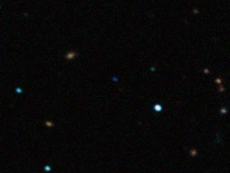pianeti vagabondi visti dal telescopio
