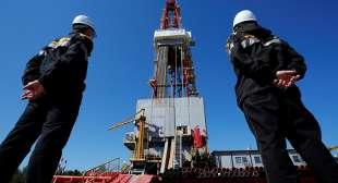 pozzi petrolio