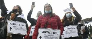 Proteste Partite Iva