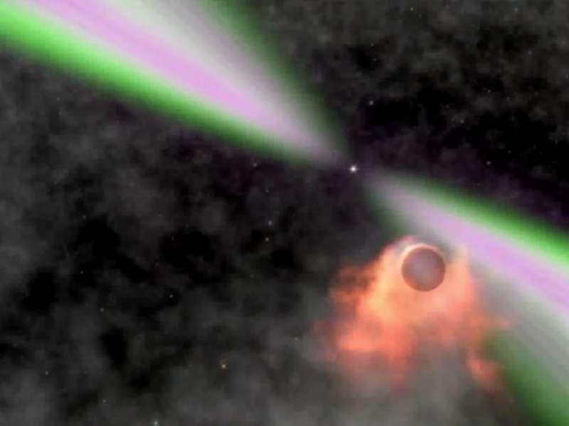 pulsar vedova nera psr j1719 1438