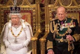 regina elisabetta e principe filippo