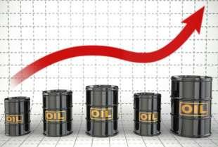 rincaro petrolio