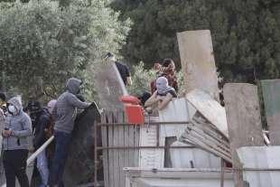 sale la tensione tra israele e palestinesi