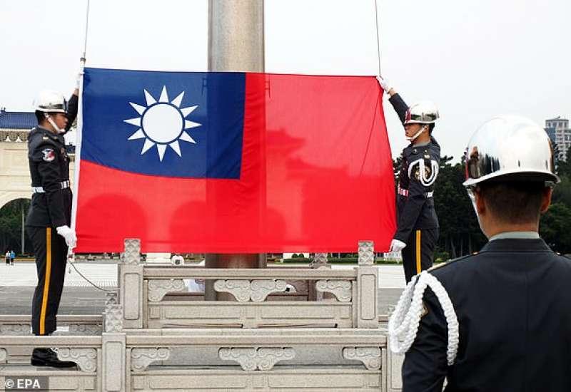 Soldati di Taiwan