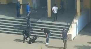 sparatoria in una scuola di kazan, russia 12