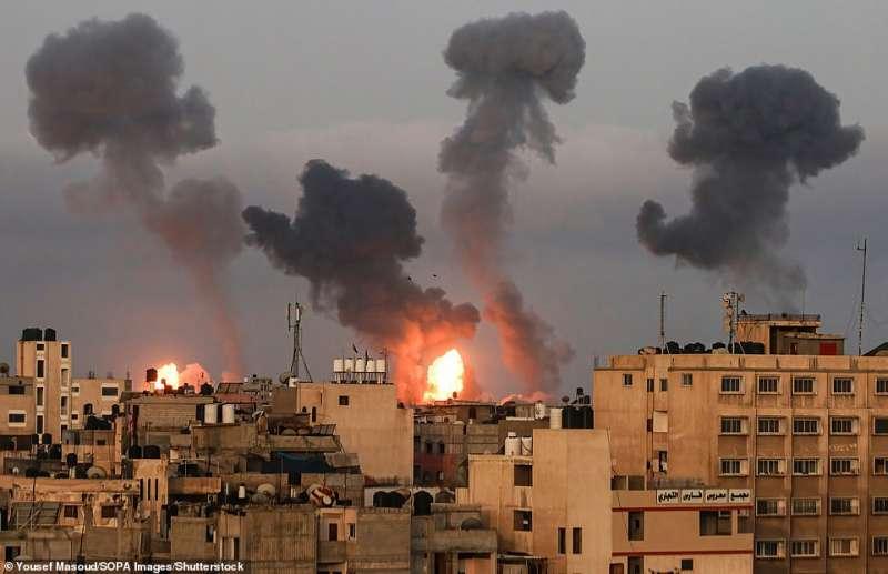 Striscia di Gaza