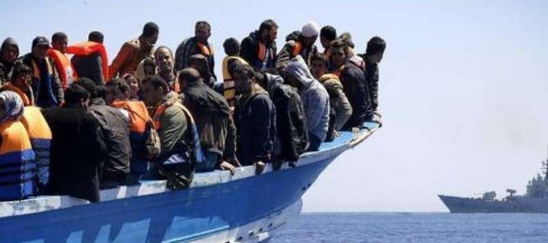 traffico migranti libia 5