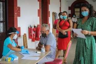 vaccinazioni alle seychelles