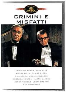Woody Allen Crimini e misfatti