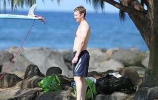 zuckerberg alle hawaii