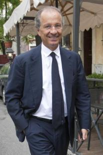 ASSEMBLEA GENERALI DI BANCA DITALIA LUIGI BISIGNANI FOTO LA PRESSE