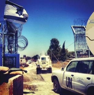 ISRAELE TENSIONE NEL GOLAN