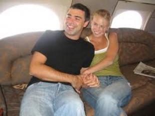 larry page sull aereo privato jpeg
