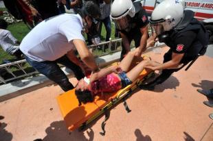 proteste in turchia contro il governo erdogan