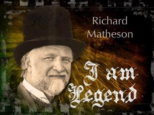 richard matheson i am legend