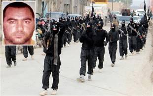 abu bakr al-baghdadi E TRUPPE ISIS