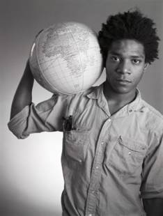 christopher makos jean michel basquiat may 29 1984 photographs prints and multiples other