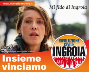Ilaria Cucchi candidata con Ingroia