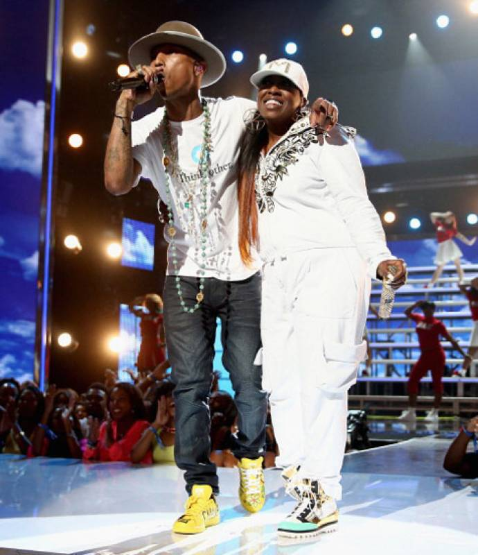 Missy elliott bet awards 2018
