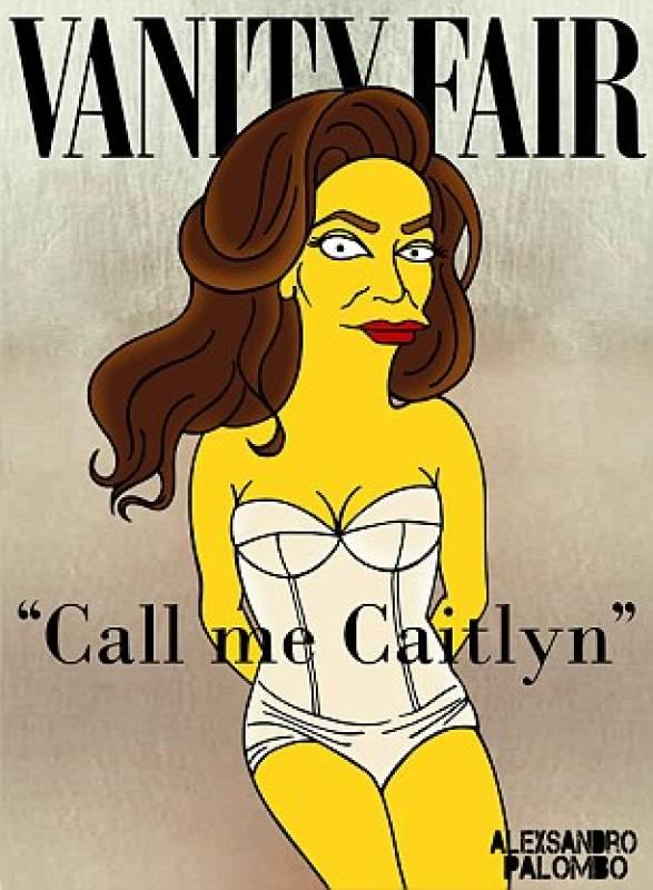 caitlyn cover vanity fair nei simpson