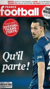 FRANCE FOOTBALL IBRAHIMOVIC
