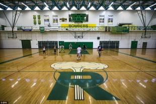 squadra di basket di richland
