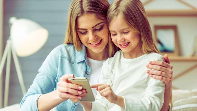 bambini smartphone 1