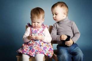 bambini smartphone
