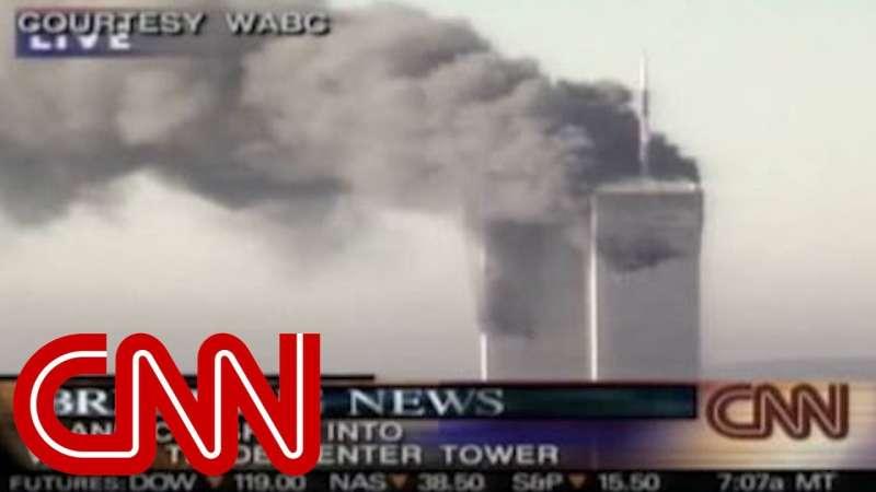 11 settembre sulla cnn
